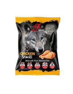 Snack en daditos Alpha Spirit de Pollo 50 gr